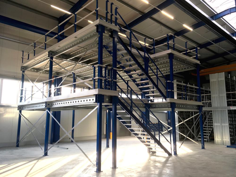 tussenvloeren verdiepingsvloeren Noordrek BV verhuisd naar Emmen