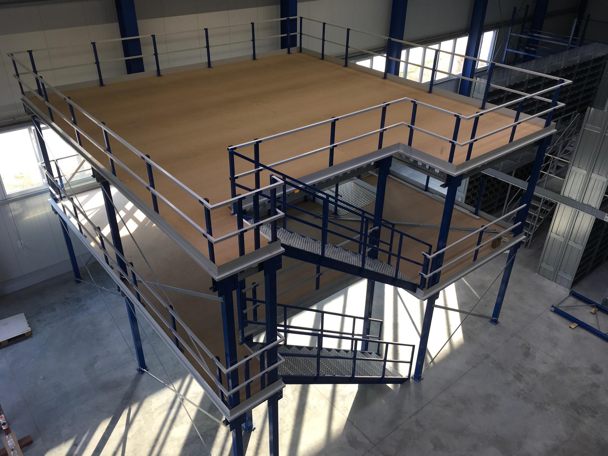 Entresolvloer tussenvloer verdiepingsvloermet meerdere verdiepingen