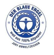 Blaue Engel gecertificeerd